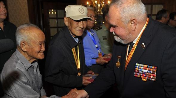 В Пекине стартовало «Китайское турне российских ветеранов, оказавших помощь стране в войне Сопротивления китайского народа японским захватчикам»