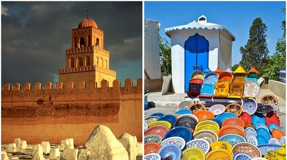 Путешествие в Тунис: лазурное море и загадочная пустыня