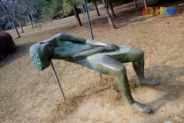 Пекинский международный парк скульптур