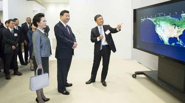Си Цзиньпин: Китай выступает за киберпространство, характеризующееся миром, безопасностью, открытостью и сотрудничеством