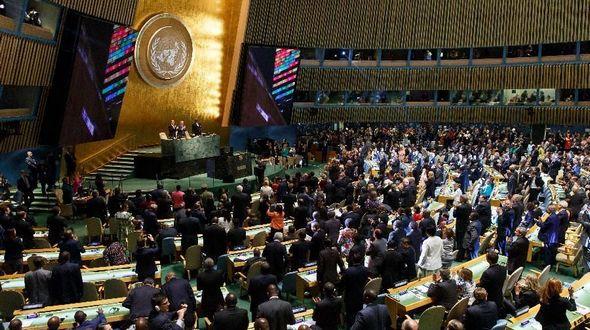 В Нью-Йорке открылся саммит ООН по развитию