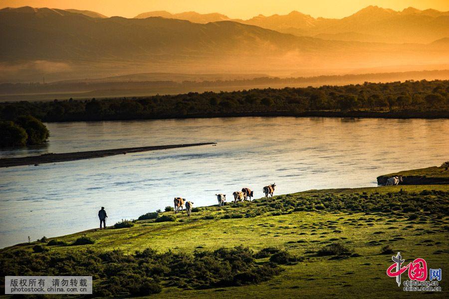 Первозданная красота природы в СУАР