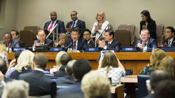Си Цзиньпин выступил с речью на Глобальном саммите женщин