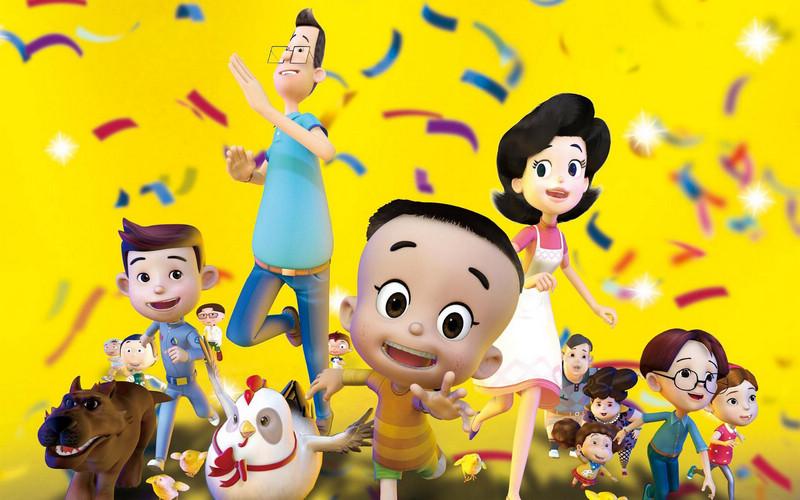 Валовая продукция анимационной индустрии Китая превысила 100 млрд юаней