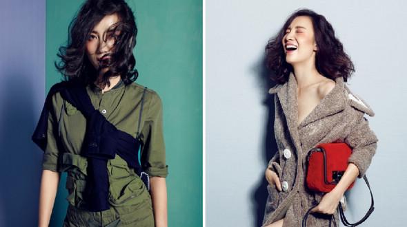 Модная актриса Сун Цзя (5 фото)
