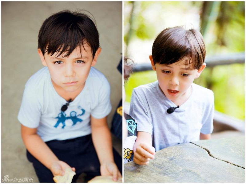 Очаровательный мальчик Лю Нои