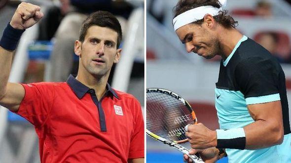 В полуфинал Открытого чемпионата Китая по теннису вышли Н. Джокович и Р. Надаль