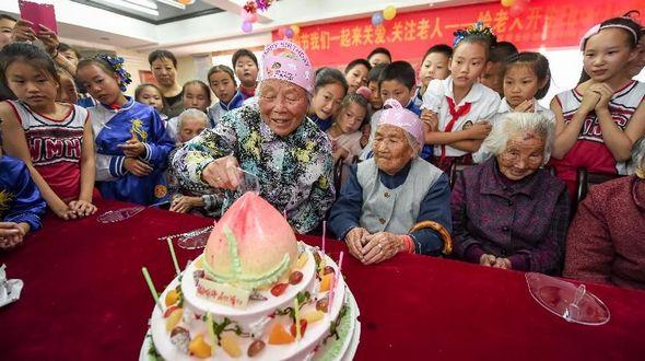 В Китае отметят Праздник Чунъян