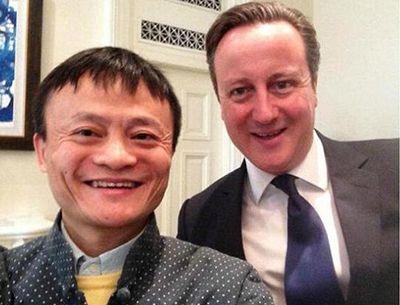 Ма Юнь получил должность в команде советников по вопросам бизнеса премьер-министра Великоритании Дэвида Кэмерона