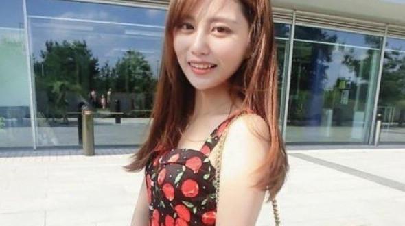 Самые красивые студентки в китайских вузах