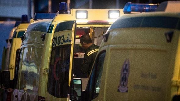 Самолет с телами погибших при крушении А321 вылетел из Каира в Петербург -- МЧС