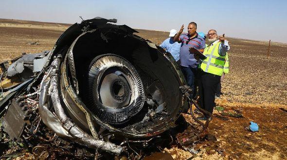 Обсуждать причины крушения лайнера А321 в Египте пока преждевременно -- МИД РФ