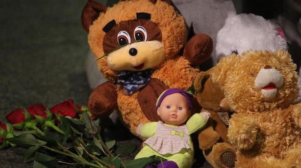 В России день траура по погибшим в авиакатастрофе