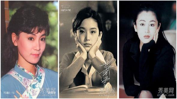 30 красавиц, сыгравших роль в телесериалах Цюн Яо