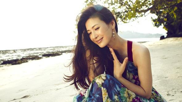 Красавица Тун Лэй