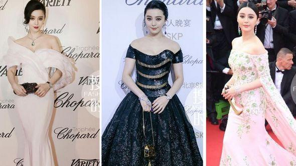 Наилучшие образы актрисы Фань Бинбин