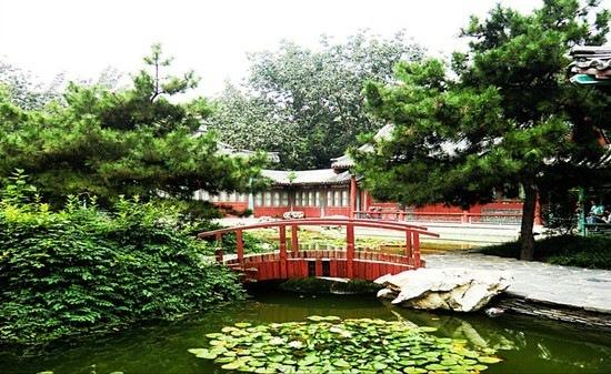 Пекинский парк искусств Сюань У
