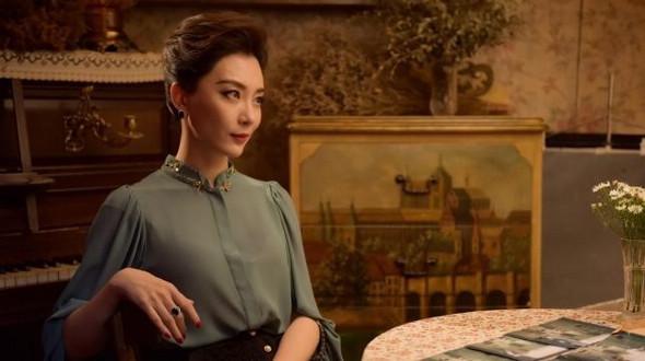 Фото: Актриса Чэнь Шу в разных телесериалах
