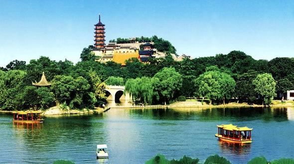 Парижская конференция по изменению климата: округ Чжэньцзян демонстрирует низкоуглеродное градостроительство