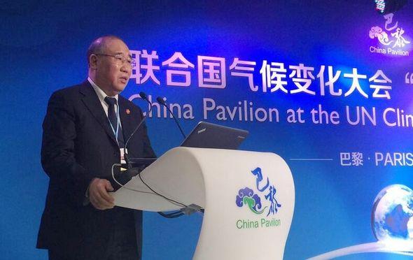 Китай будет активно добиваться результативности Парижской конференции по климату -- Се Чжэньхуа
