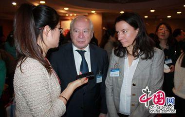 В Пекине открылся Первый международный форум по развитию переводческих кадров