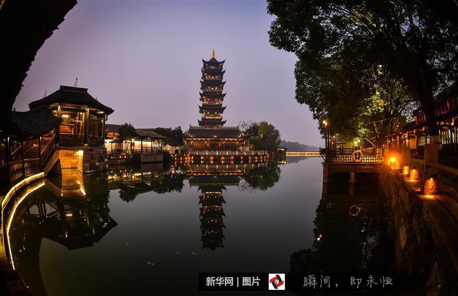 Прекрасный тысячелетний поселок Учжэнь – место проведения Всемирной конференции по управлению Интернетом