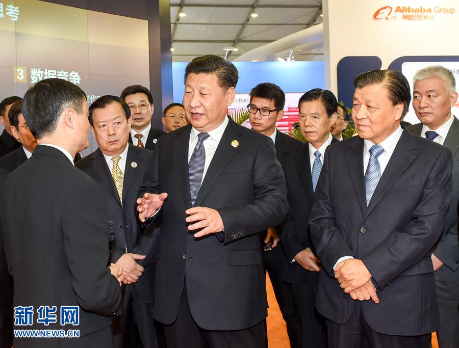 Си Цзиньпин подчеркнул необходимость воспользоваться важными шансами, возникающими в связи с развитием Интернета