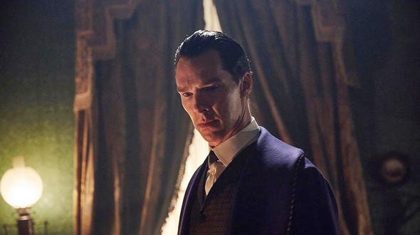 Новейшие кадры из сериала «Шерлок Холмс»