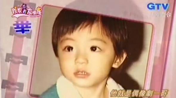 Фотографии красивого актера Хо Цзяньхуа