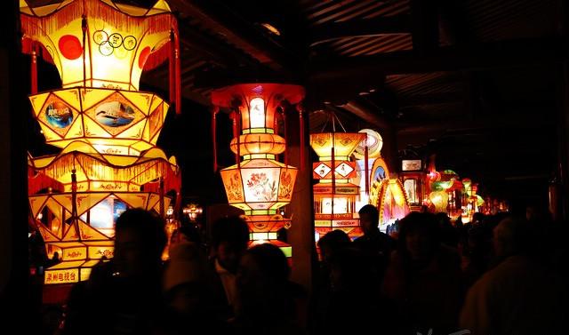 Праздник Фонарей еще не начался, а новогодние представления уже ждут в городе Цюаньчжоу