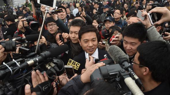 Самые богатые китайцы на сессиях ВСНП и ВК НПКСК