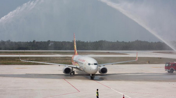 Инфраструктура аэропорта Боао успешно прошла испытания