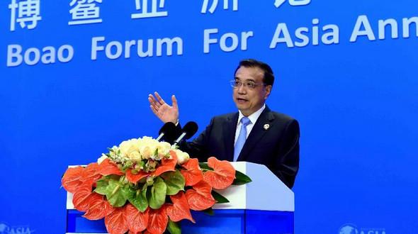 На Боаоском азиатском форуме Ли Кэцян выразил глубокую скорбь по жертвам при взрывах в Брюсселе