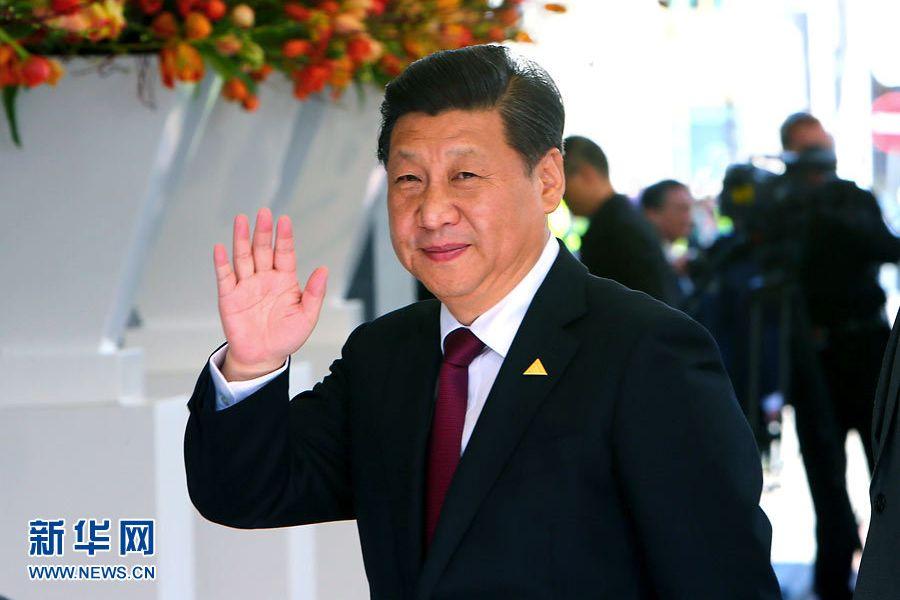 Участие Си Цзиньпина в 3-м саммите по ядерной безопасности