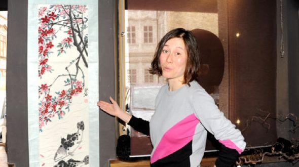 Предрешенная любовь к Китаю чешской Адрианы