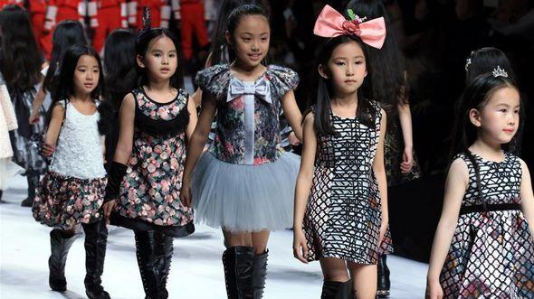 Коллекция от китайского дизайнера Се Цзяци