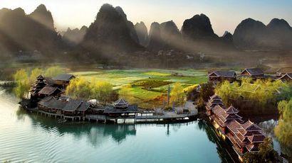 5 лучших мест Китая для путешествий в праздник Цинмин