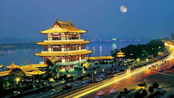 Десять самых счастливых провинциальных столиц Китая