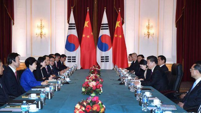 Состоялась встреча Си Цзиньпина с президентом РК