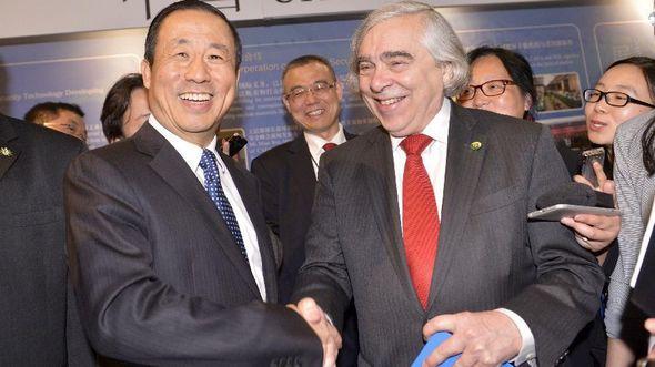 Министр энергетики США высоко оценил сотрудничество с Китаем в сфере обеспечении ядерной безопасности