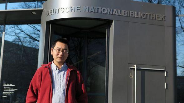 Ученый из Китая в Германии: наука сделает будущее моей Родины более прекрасным