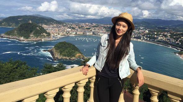 Изучавшая спортивный маркетинг в Испании девушка мечтает внести вклад в Зимнюю Олимпиаду в родном городе Чжанцзякоу