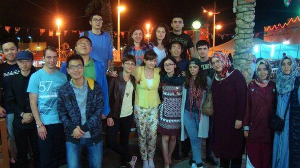 Китайский студент в Кувейте: Китаю необходим более непринужденный способ экспорта культуры