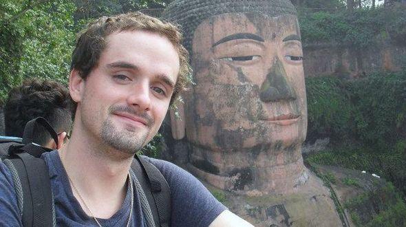 Француз Флориан Жилле: обосновался в Пекине из-за китайской культуры и любви после того как три раза приезжал в Китай