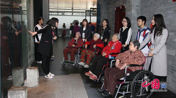 Забота отряда Столичного музея о стариках: «Мы сопроводим вас в весенней поездке»