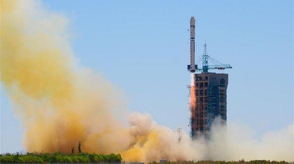 В Китае успешно произведен запуск спутника 'Яогань-30'