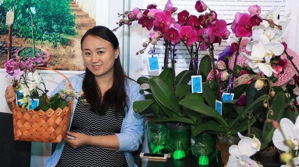 В Алматы проходит Выставка китайских товаров