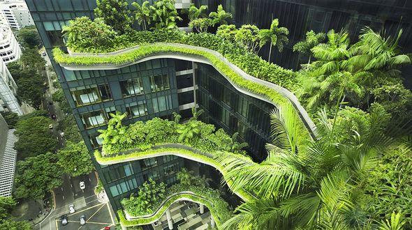 30 красивейших сооружений в мире