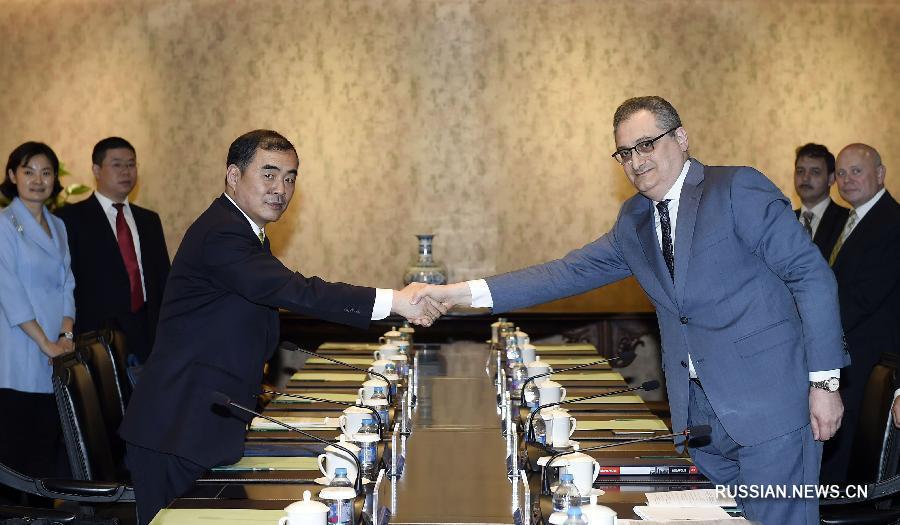В Пекине прошел третий раунд китайско-российского диалога по безопасности в Северо- Восточной Азии