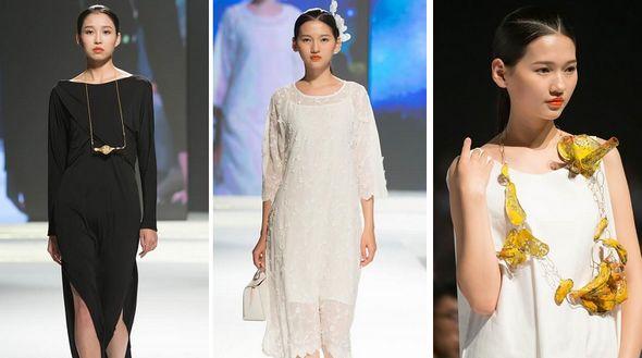 Показы мод в Пекине